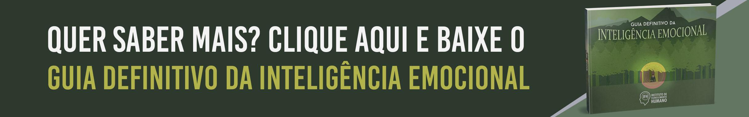 Banner Inteligência Emocional